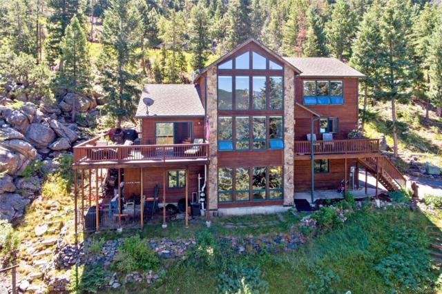 29451 Falcon Ridge Drive, Evergreen, CO 80439 (MLS #2634766) :: 8z Real Estate