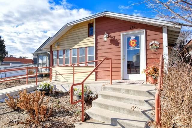 220 Oak Avenue, Eaton, CO 80615 (MLS #2634787) :: Bliss Realty Group
