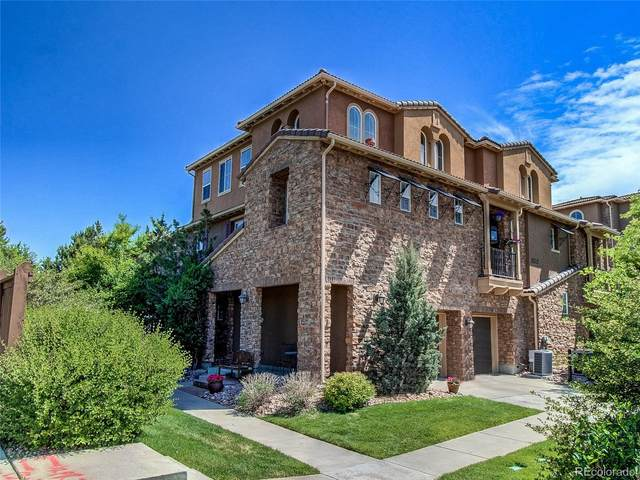 3512 Cascina Place C, Highlands Ranch, CO 80126 (#2635587) :: The Gilbert Group