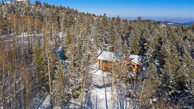 11213 Conifer Mountain Road, Conifer, CO 80433 (#2635953) :: Berkshire Hathaway Elevated Living Real Estate