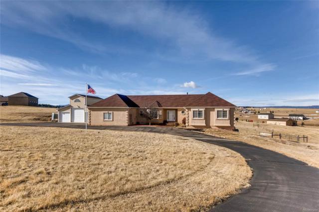 14930 Bear Gulch Street, Colorado Springs, CO 80908 (#2635980) :: The Galo Garrido Group