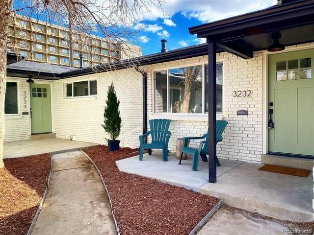 3232 Pontiac Street, Denver, CO 80207 (MLS #2635994) :: 8z Real Estate