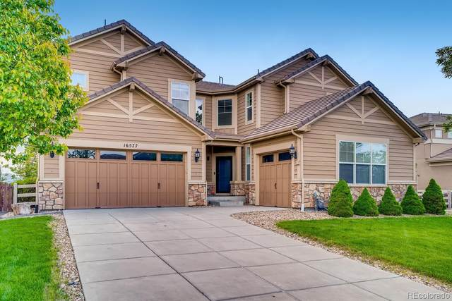 16577 Weston Way, Broomfield, CO 80023 (#2636109) :: The Griffith Home Team