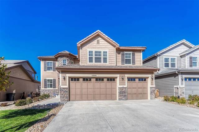 13900 Ashgrove Circle, Parker, CO 80134 (#2636739) :: The DeGrood Team