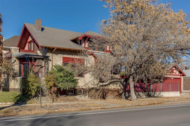 2300 Birch Street, Denver, CO 80207 (#2636849) :: Wisdom Real Estate