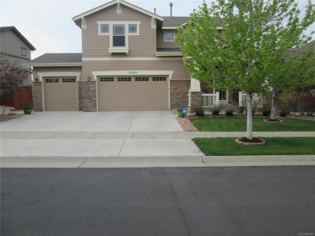 2765 S Lisbon Way, Aurora, CO 80013 (#2636931) :: House Hunters Colorado