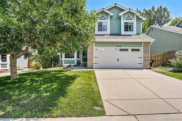 5608 S Ireland Street, Centennial, CO 80015 (#2637037) :: Realty ONE Group Five Star