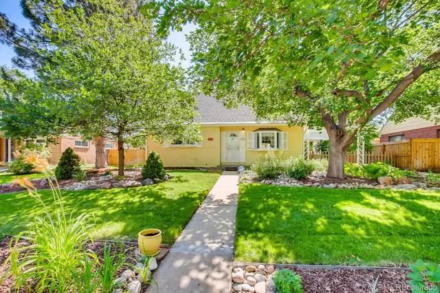 2860 S High Street, Denver, CO 80210 (#2637054) :: Wisdom Real Estate
