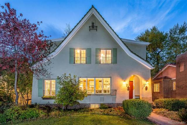 443 N Gilpin Street, Denver, CO 80218 (#2637125) :: The Griffith Home Team