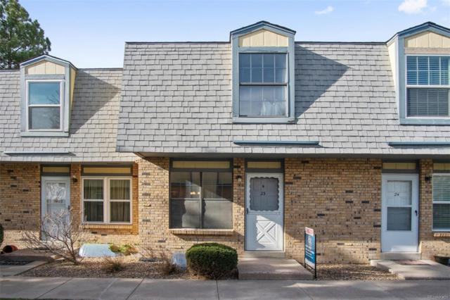 1531 S Owens Street #23, Lakewood, CO 80232 (#2637251) :: The Gilbert Group