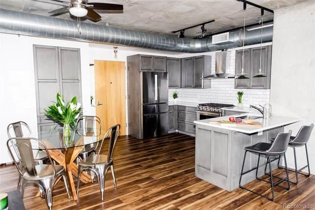1475 Delgany Street #702, Denver, CO 80202 (#2638056) :: Mile High Luxury Real Estate