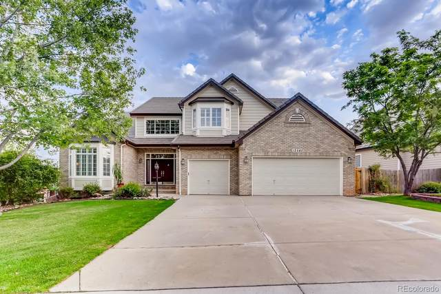 12560 Bradford Drive, Parker, CO 80134 (#2638088) :: Chateaux Realty Group