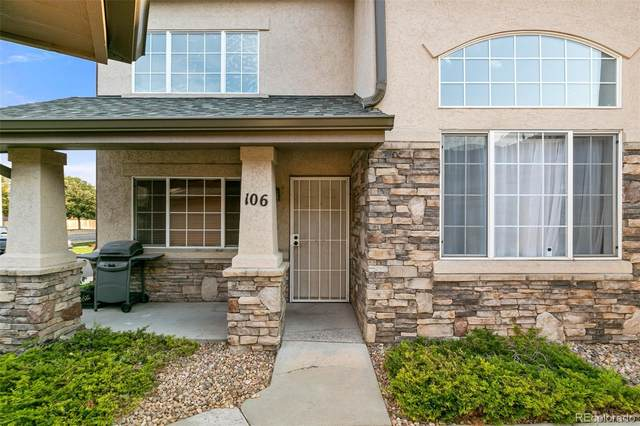 1435 S Chambers Road #106, Aurora, CO 80017 (#2638191) :: Portenga Properties - LIV Sotheby's International Realty