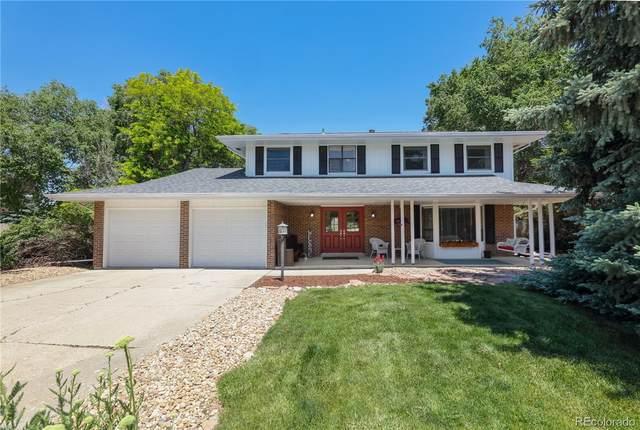 6985 Harvest Road, Boulder, CO 80301 (#2638205) :: The HomeSmiths Team - Keller Williams
