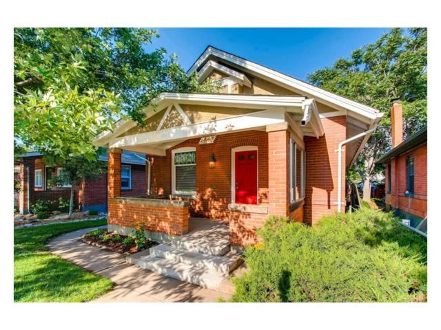 1447 S Sherman Street, Denver, CO 80210 (MLS #2638217) :: 8z Real Estate