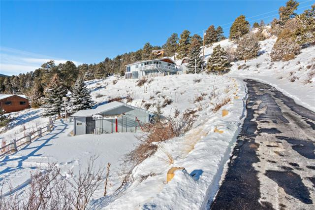 1453 Ponderosa Drive, Evergreen, CO 80439 (#2638243) :: The City and Mountains Group