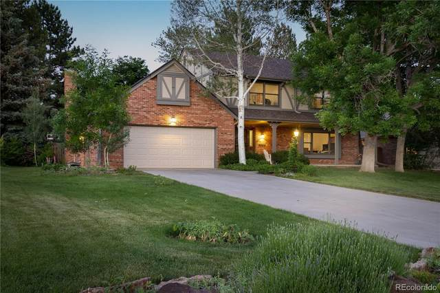 9984 E Pinewood Avenue, Englewood, CO 80111 (#2638331) :: The Griffith Home Team