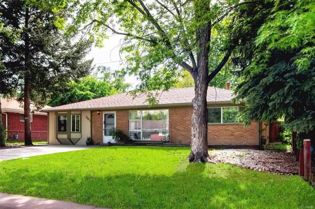 391 S Swadley Street, Lakewood, CO 80228 (#2638841) :: The Dixon Group