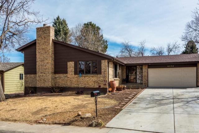 6534 S Clermont Court, Centennial, CO 80121 (#2639350) :: Structure CO Group
