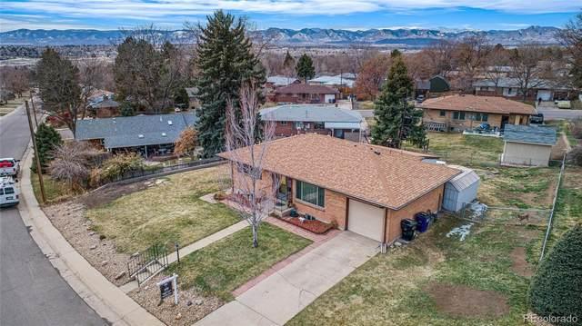 2727 S Stuart Street, Denver, CO 80236 (MLS #2639481) :: 8z Real Estate