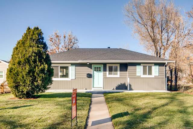 4875 S Pennsylvania Street, Englewood, CO 80113 (#2640042) :: Bring Home Denver with Keller Williams Downtown Realty LLC