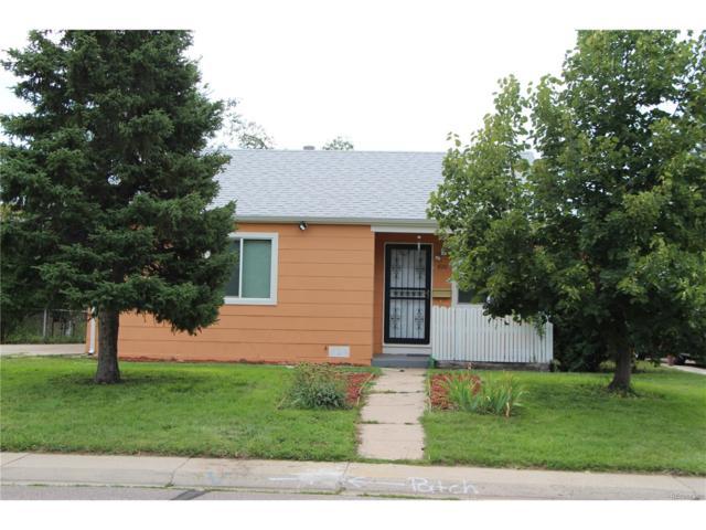 820 Oakland Street, Aurora, CO 80010 (MLS #2640080) :: 8z Real Estate