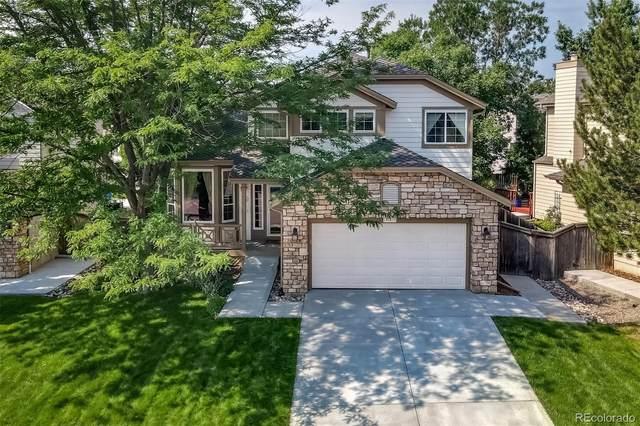 16458 Stone Ledge Drive, Parker, CO 80134 (#2640417) :: Finch & Gable Real Estate Co.
