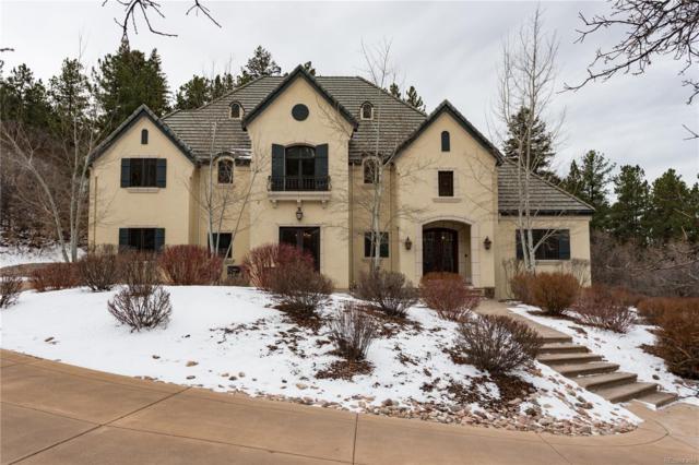 1043 Meteor Place, Castle Rock, CO 80108 (#2640432) :: House Hunters Colorado