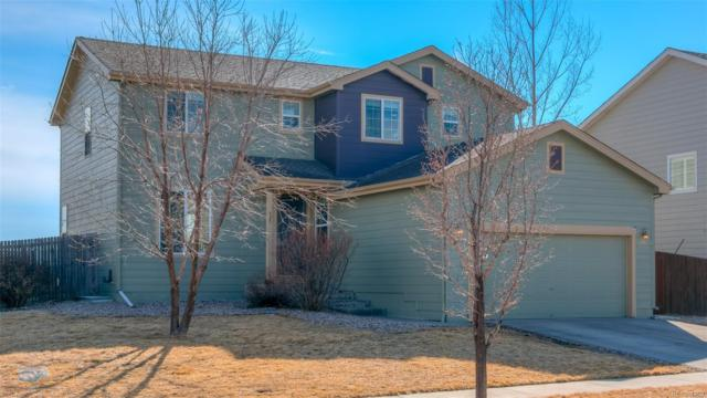 627 Grimson Place, Erie, CO 80516 (#2641045) :: The Heyl Group at Keller Williams