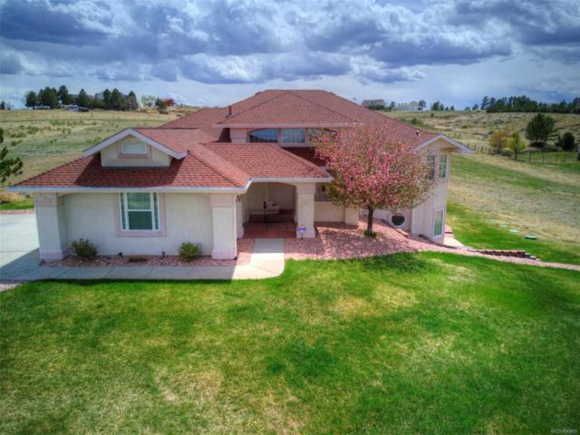 12067 Summit Ridge Road, Parker, CO 80138 (MLS #2641358) :: 8z Real Estate