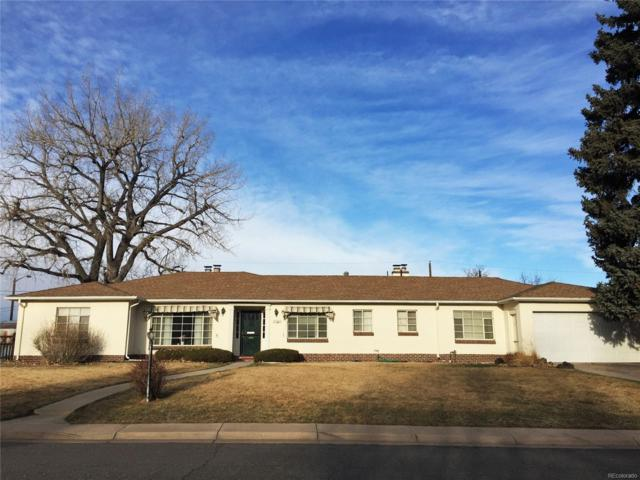 3265 S Albion Street, Denver, CO 80222 (#2641502) :: Structure CO Group