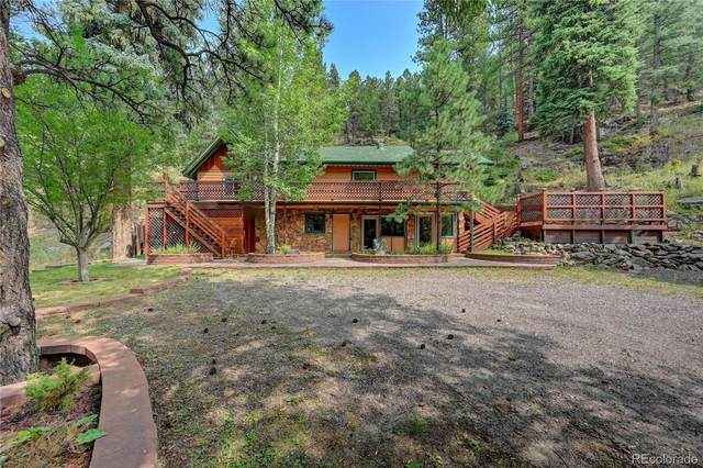 4750 Highway 73, Evergreen, CO 80439 (MLS #2642267) :: 8z Real Estate