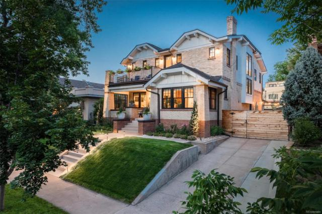 528 S Corona Street, Denver, CO 80209 (MLS #2642418) :: The Biller Ringenberg Group