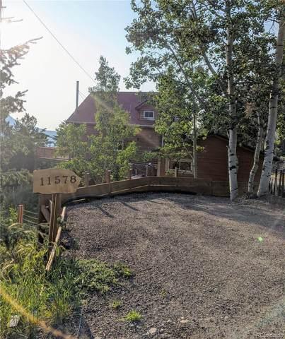 11578 Overlook Road, Golden, CO 80403 (#2642912) :: The DeGrood Team