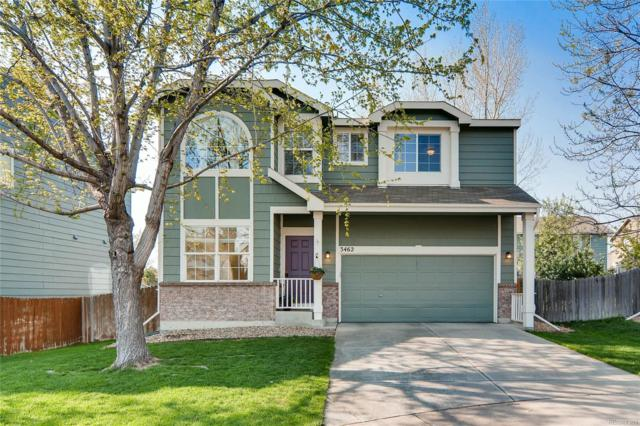 3462 E 107th Court, Northglenn, CO 80233 (#2643198) :: The Pete Cook Home Group