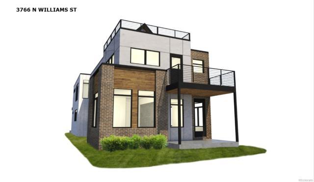 3766 N Williams Street, Denver, CO 80205 (MLS #2643431) :: 8z Real Estate