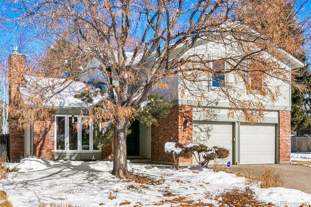 12647 E Bates Circle, Aurora, CO 80014 (#2643826) :: The Griffith Home Team
