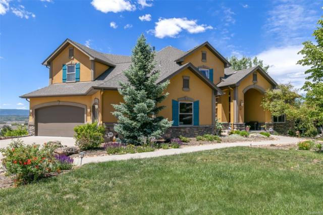 4079 Lions Paw Street, Castle Rock, CO 80104 (#2644284) :: The HomeSmiths Team - Keller Williams