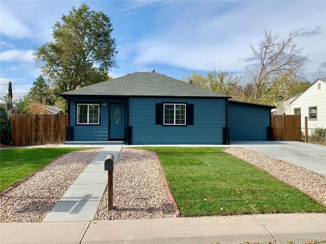 885 Nome, Aurora, CO 80010 (#2644872) :: Re/Max Structure