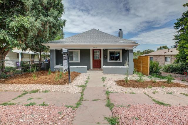1228 Newton Street, Denver, CO 80204 (#2645277) :: RazrGroup