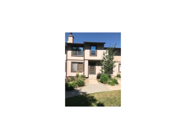 3511 S Kittredge Street C, Aurora, CO 80013 (MLS #2645359) :: 8z Real Estate