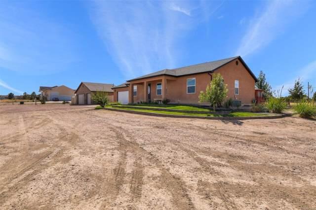 1270 W Presidio Drive, Pueblo West, CO 81007 (MLS #2645408) :: 8z Real Estate