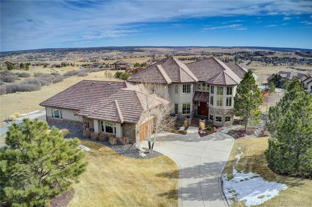 4874 Bandera Place, Parker, CO 80134 (#2645574) :: The Colorado Foothills Team | Berkshire Hathaway Elevated Living Real Estate