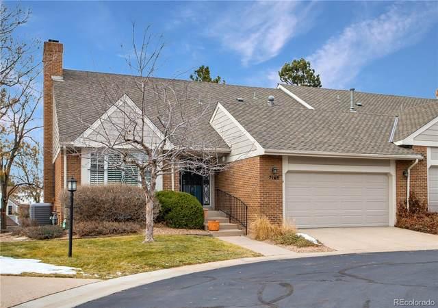 7148 S Poplar Lane, Centennial, CO 80112 (#2645617) :: Colorado Home Finder Realty