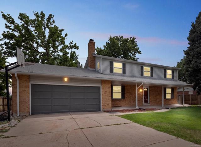 6518 W Arbor Drive, Littleton, CO 80123 (#2645853) :: The HomeSmiths Team - Keller Williams
