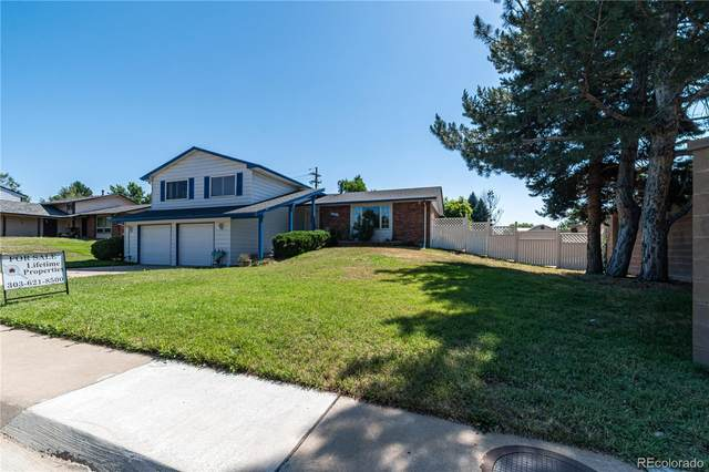 2694 S Nome Street, Aurora, CO 80014 (#2645970) :: The Heyl Group at Keller Williams