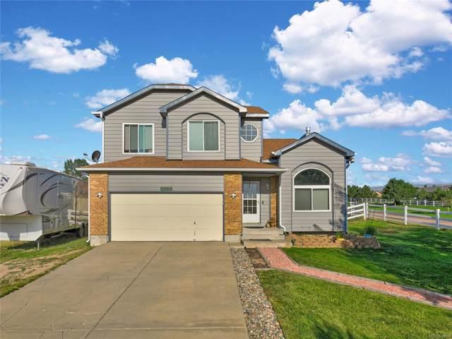 9860 Liberty Grove Drive, Peyton, CO 80831 (MLS #2646267) :: Bliss Realty Group
