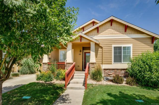 1111 Village Circle, Erie, CO 80516 (#2646294) :: Wisdom Real Estate