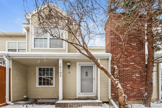 12192 Bannock Circle H, Westminster, CO 80234 (#2646485) :: Colorado Home Finder Realty