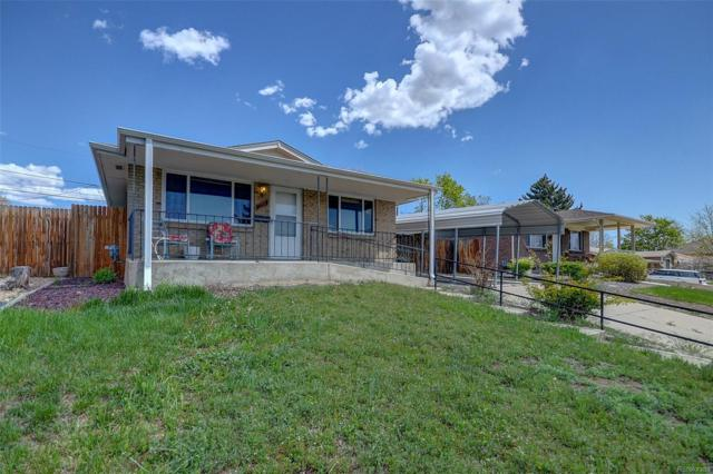 2179 W Vassar Avenue, Englewood, CO 80110 (MLS #2646595) :: 8z Real Estate